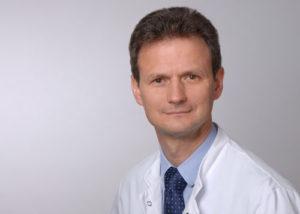 Prof. Dr. Michael Pinkawa - Chefarzt der Klinik für Strahlentherapie und Radioonkologie