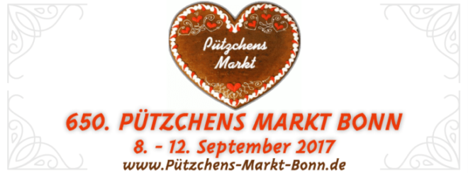 650. Pützchens Markt 8. - 12. September 2017 in Bonn
