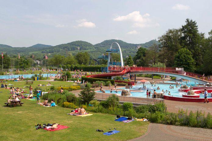 Sprungbecken im Panoramabad am 22. und 23. Juni gesperrt