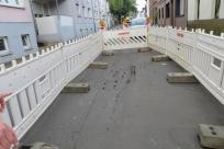 Entlastungskanal Mehlemer Bach: Vortrieb beschädigt Kanal in der Meckenheimer Straße Fotograf: Bundesstadt Bonn/Tiefbauamt