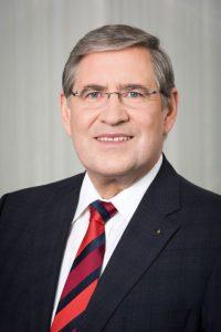 Artur Grzesiek, Vorstandsvorsitzender der Sparkasse KölnBonn