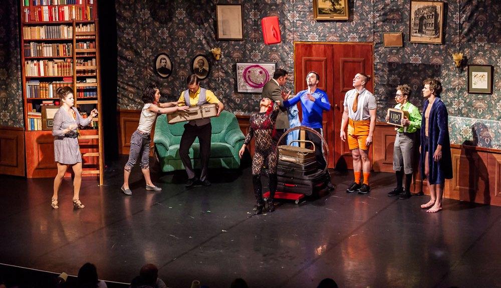 Appartement – Zimmer frei! Die neue Show im GOP Varieté-Theater Bonn