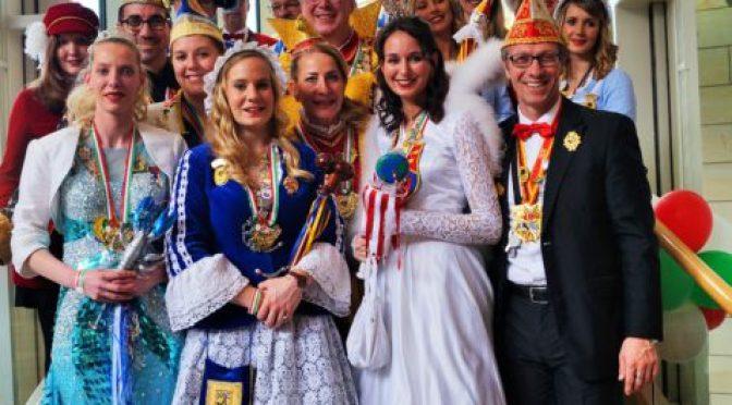 Bonner Tollitäten beim Närrischen Landtag 2019 – Karnevalisten folgen Einladung Bonner Landtagsabgeordneten
