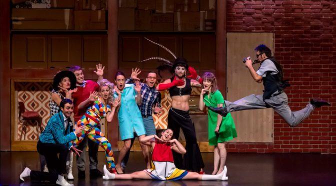 Bang Bang – schrill, wild, Glitzer total! Die neue Show im GOP Varieté-Theater Bonn