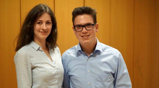 Junge Union Bonn-Zentral nominiert Jonas Henges als jungen Spitzenkandidaten für die Wahl der Bezirksvertretung Bonn