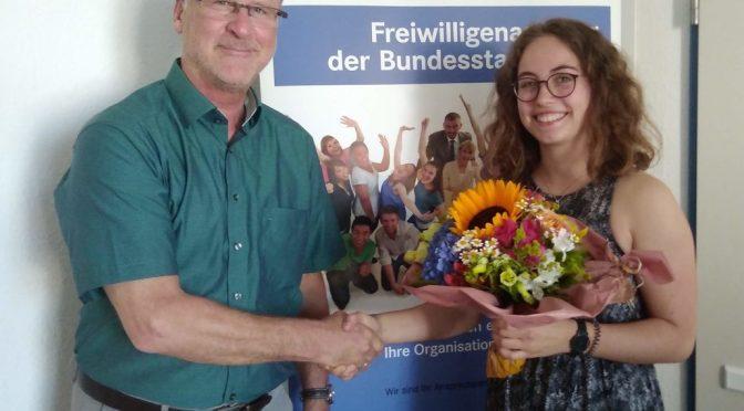 Freiwilligenagentur Bonn registriert 5000. Freiwillige