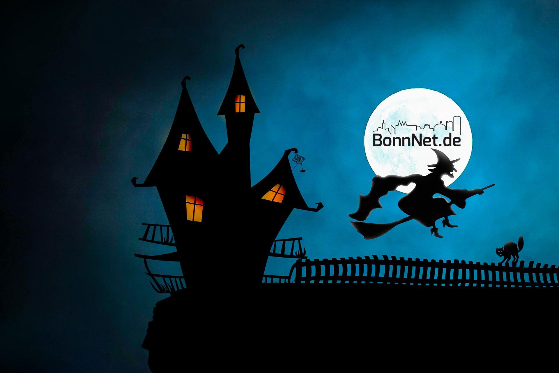 Halloween 2019 in Bonn