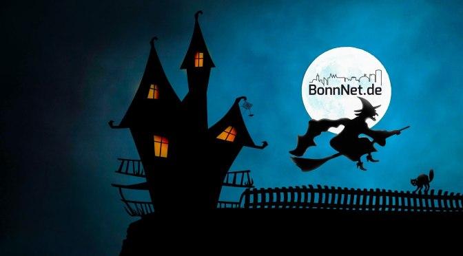 🎃 Halloween 🦇 in Bonn 👻