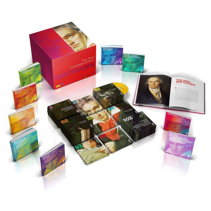 Beethoven Die neue Gesamtedition (Die offizielle Edition in Zusammenarbeit mit dem Beethoven-Haus Bonn)