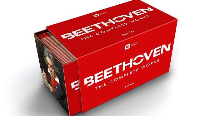 Beethoven The Complete Works - Klemperer (Künstler, Dirigent), Capucon (Künstler), Buchbinder (Künstler), Barenboim (Künstler), Giulini (Künstler), Ludwig Van Beethoven (Komponist)