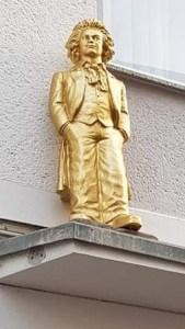 Diebstahl: Beethoven ist weg