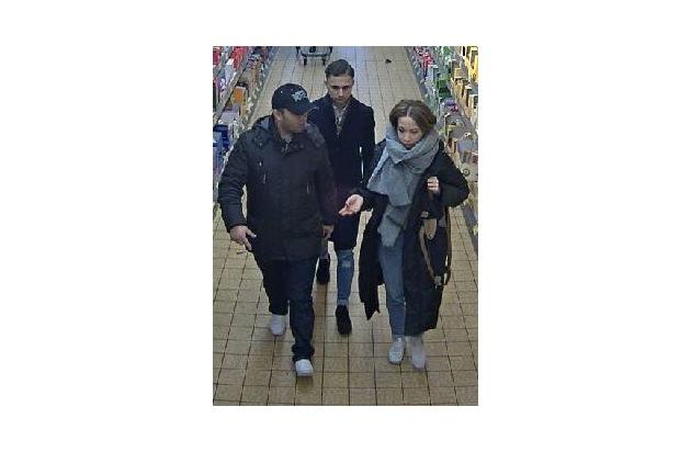 Wer kennt die Verdächtigen? - Hinweise an das KK36 unter 0228 15-0.