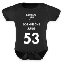 Boennsche Jung 53 | Babybody | www.boennschlife.de