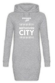Beethoven City | Hoodiekleid | www.boennschlife.de