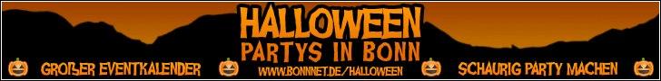 Halloween in Bonn