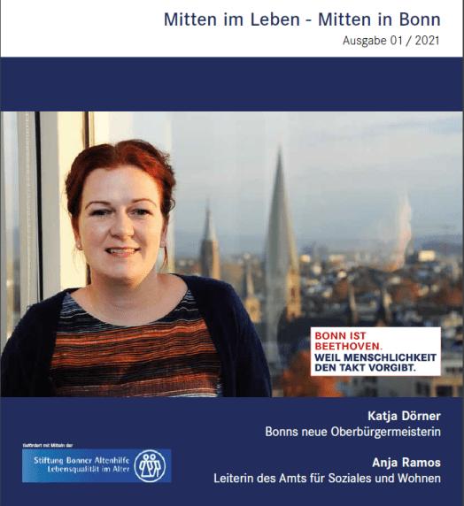 Mitten im Leben - Mitten in Bonn Ausgabe 01/2021