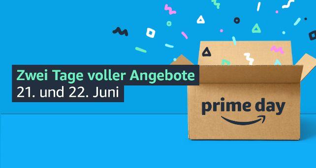 Prime Day kommt am 21. und 22. Juni - Zwei Tage mit mehr als zwei Millionen Angeboten weltweit