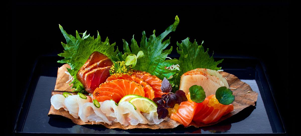 Sashimi Box © GO by Steffen Henssler