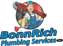 bonnrich plumbing logo