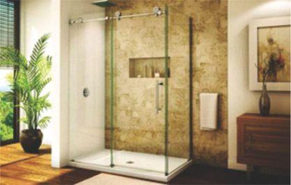 bonnrich plumbing shower installations