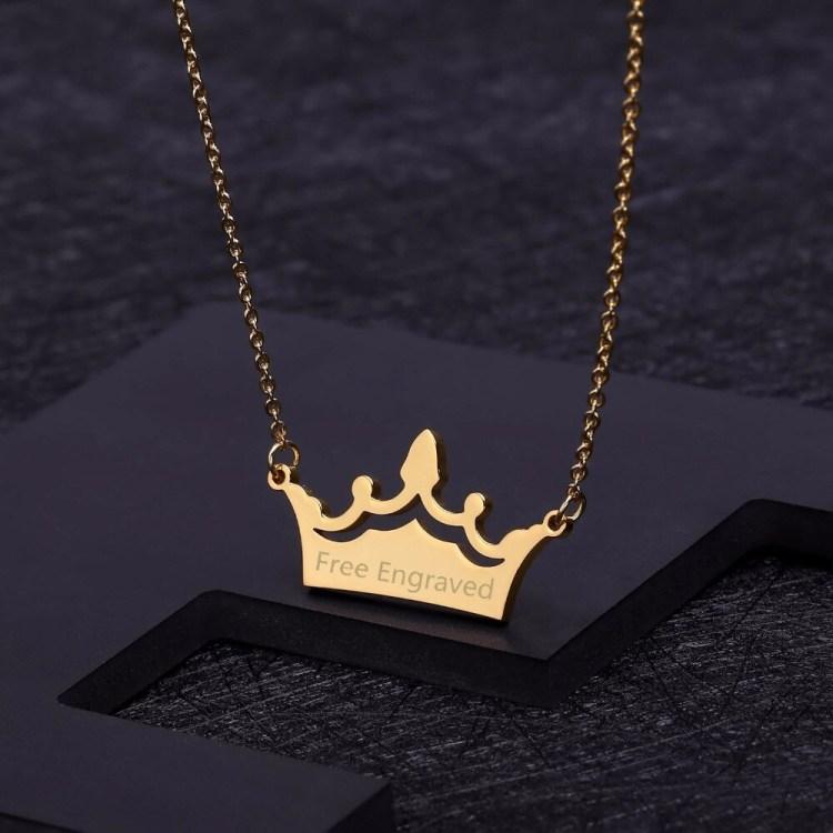 Engraved Crown