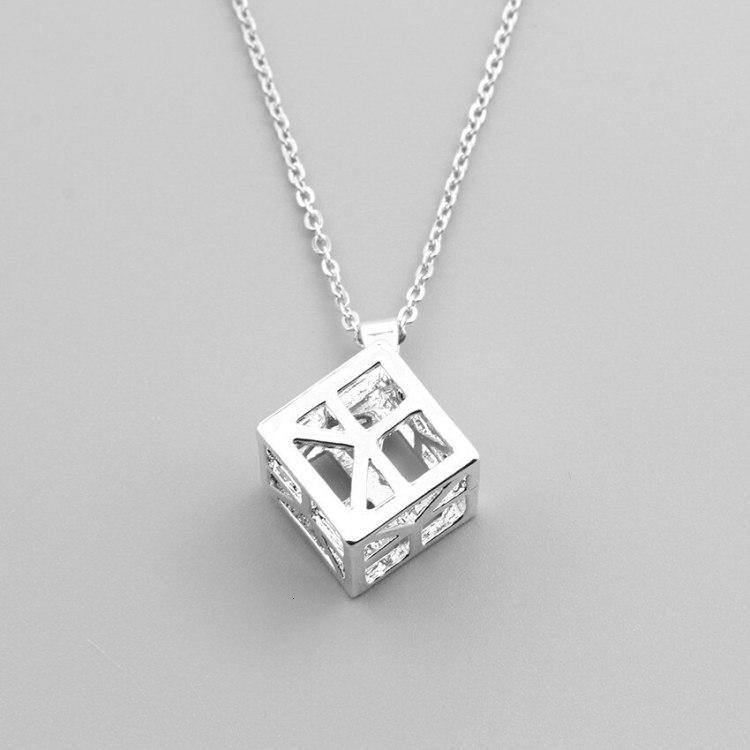 simple minimalist nacklace bijoux joyeria