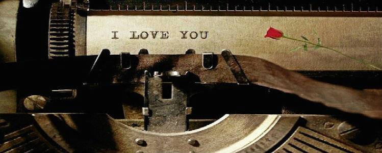 typing i love you