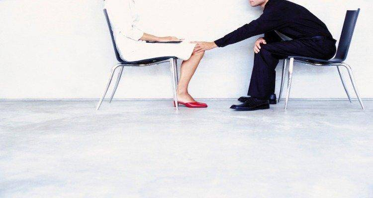 signs of sexual harassment at work