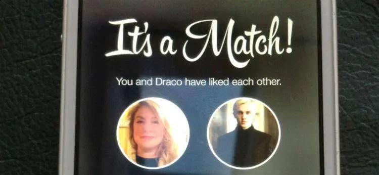 Tinder - its a match