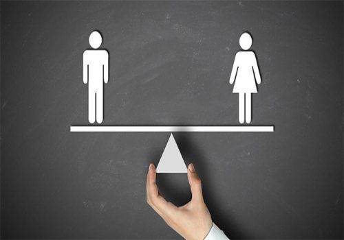men and women equal