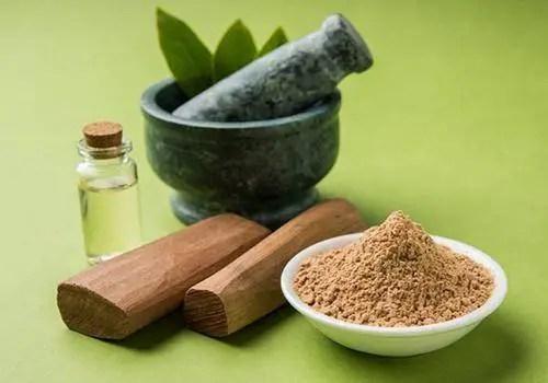 sandal wood essential oil
