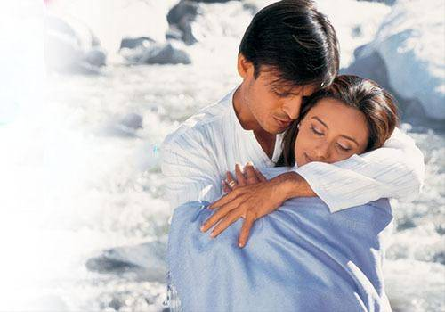 Vivek and rani Mukherjee movie revolves around marriage complications. Love marriage in India is shown in movies