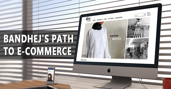 Bandhej E-commerce Story: From 0 to 1000 visits on Day 1