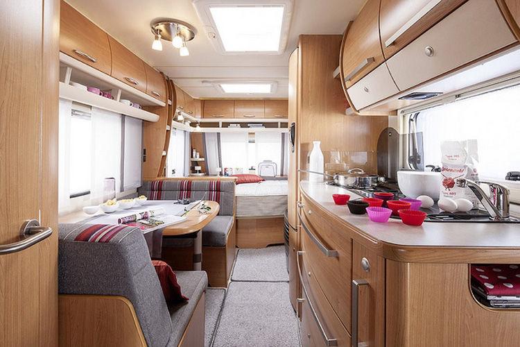 Caravan Fendt roulotte eleganti e funzionali da Bonometti