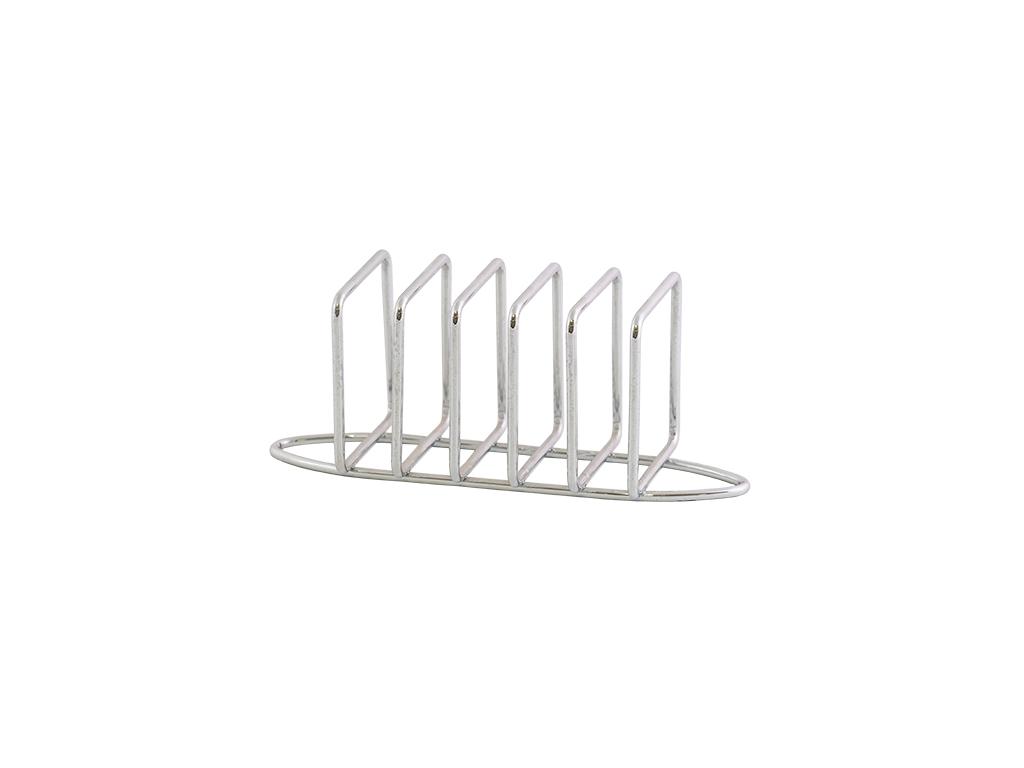 Supporto da tavolo in filo metallico
