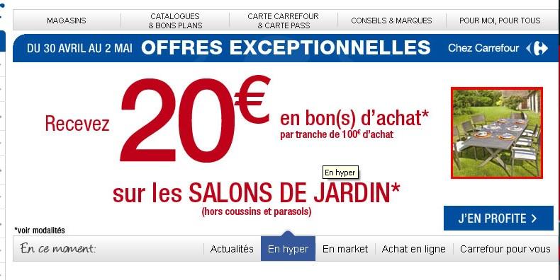 Stunning Salon De Jardin Rotin Carrefour Photos ...