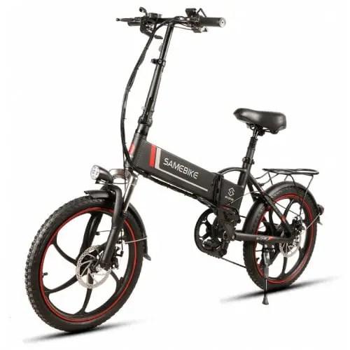 Samebike 20LVXD30 Vélo à Vélomoteur Electrique Pliant