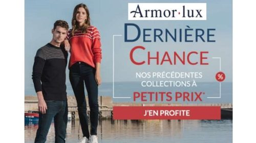 les anciennes collections armor lux a