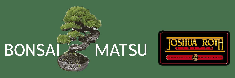 Bonsai Matsu - Joshua Roth Logo
