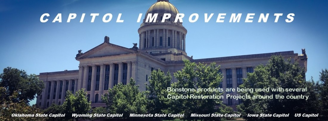 Capitol Improvements website