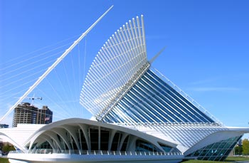 Calatrava Art Museum | Milwaukee, WI
