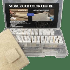 Stone Patch Color Chip Kit