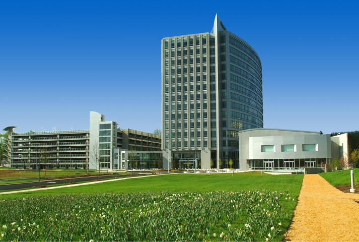 Corporate Headquarters Architecture