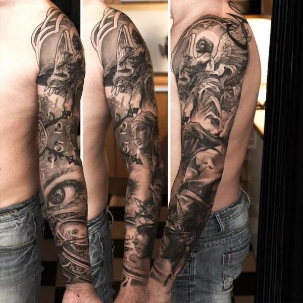 Tattoo Realismo Braco