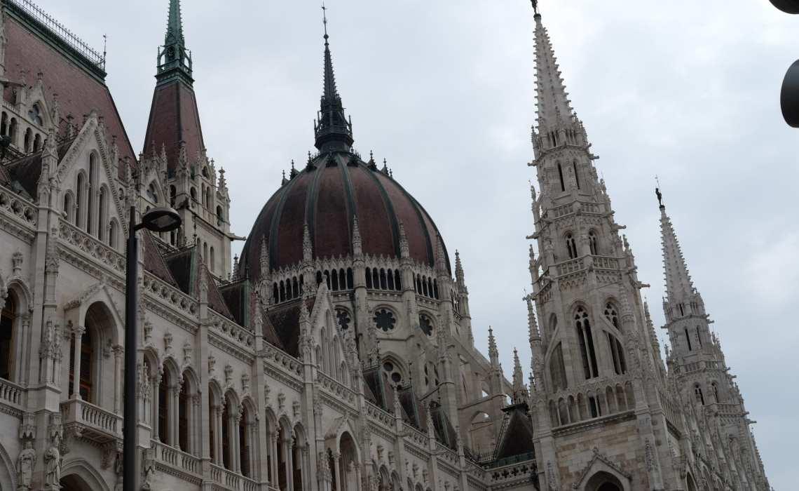 prédio parlamento budapeste hungria