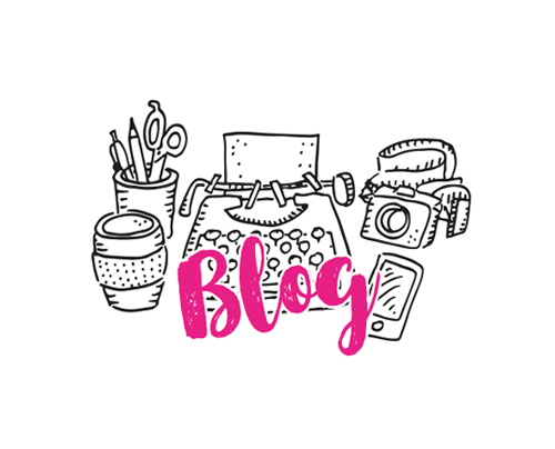 webshop blog illustraties