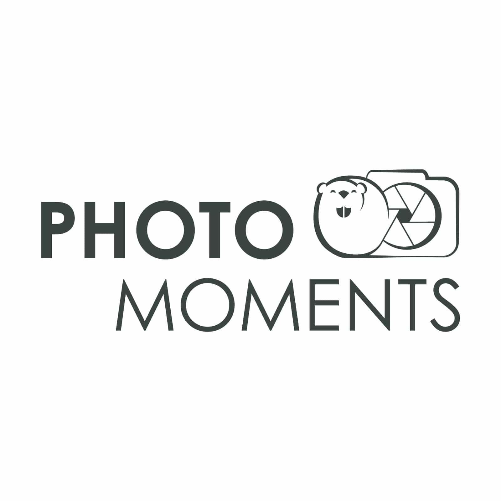 logo photo moments