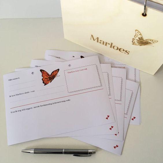 condoleanceboek marlous vlinder