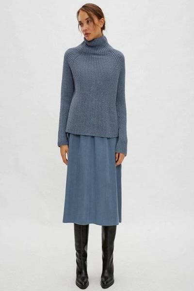 Arwen knitwear blue Drykorn