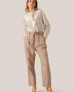 Selene mw trousers cuban sand Second Female